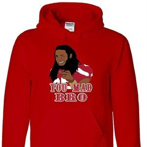 Richard Sherman San Francisco 49ers YOUTH XL HOOD